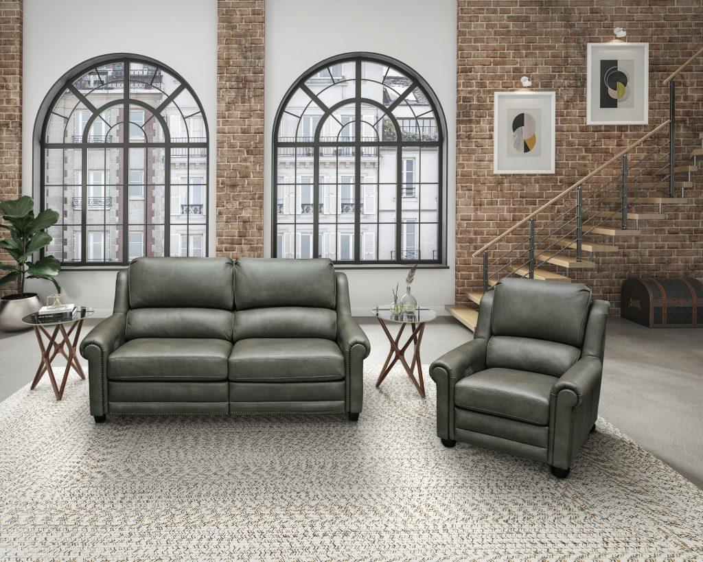 Comfort Solutions 712 Sofa & 724 Recliner