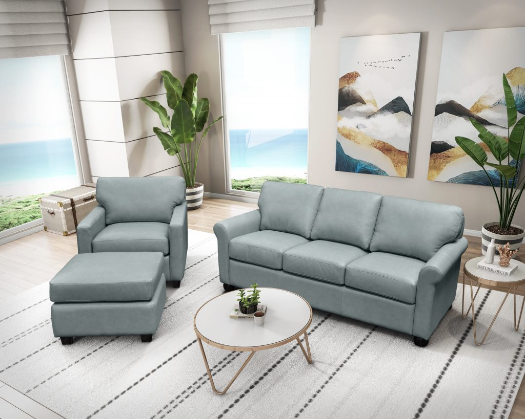 Stationary-Solutions-201S Sofa & S206 Chair